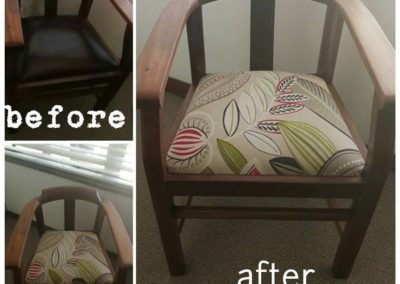 Arm Chair Before_and_after